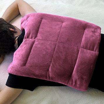 Herbal Concepts HCBACKM Comfort Back Wrap, mauve
