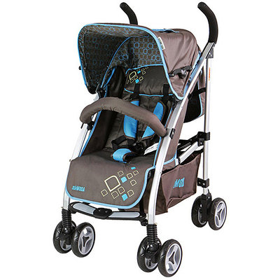 Dream On Me Mia Moda Luna Bella Umbrella Stroller, Browny Ciel