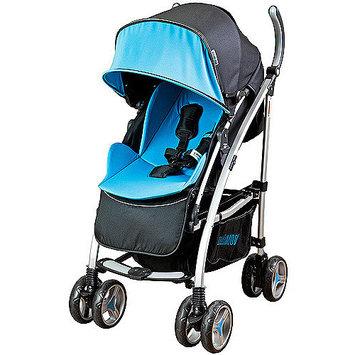 Dream On Me Mia Moda Adriana Reversible Seat Stroller Color: Blue