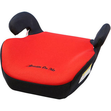 Dream On Me Coupe Booster Car Seat - Red/Black