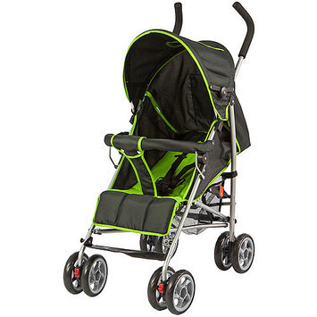 Dream On Me Journey Lightweight Umbrella Stroller - Green/Black