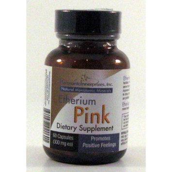Etherium Pink Harmonic Innerprizes 60 VCaps