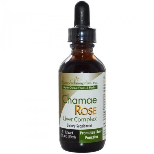 Chamae Rose/Black Walnut Double Extract by Harmonic Innerprizes - 2 fl oz.