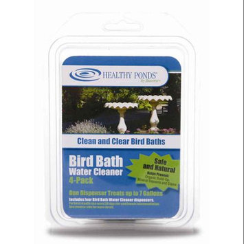 Bioverse Bird Bath Water Cleaner - Pack of 4