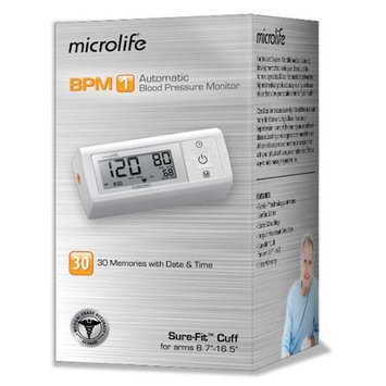 Microlife BP3GR1-3P BPM1 - Automatic Blood Pressure Monitor