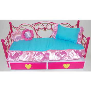 Enertec Enterprises Limited Enertec My Girl Day Bed With Trundle