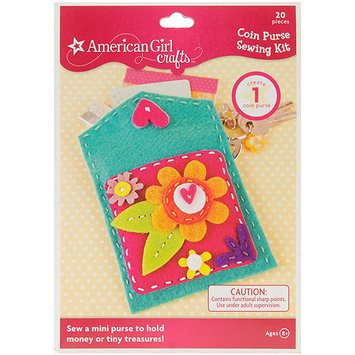 EK Success American Girl Coin Purse Sewing Kit