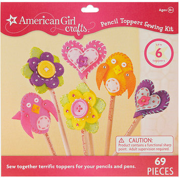 EK Success American Girl Pencil Toppers Sewing Kit