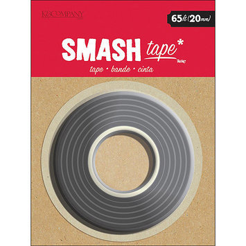 K & Company Black Dots 65'/20m SMASH Tape