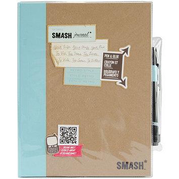 K & Company SMASH Folio Journal Book - Retro Blue