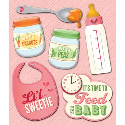 K & Company NOTM056409 - Life's Little Occasions Sticker Medley