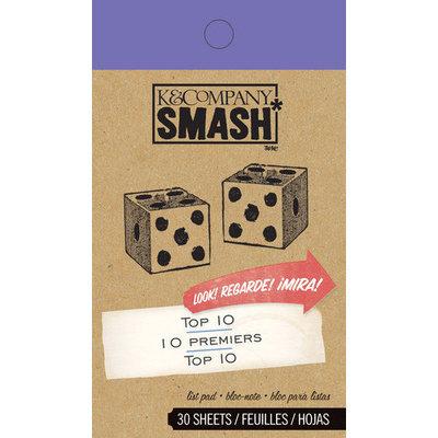 K & Company Smash Top 10 Pad