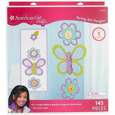Ek Success American Girl String Art Danglers Kit
