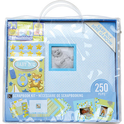 K & Company Scrapbook Kit 12