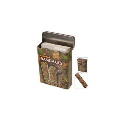 River's Edge Rivers Edge 921320 15 Pieces Camouflage Bandage Display