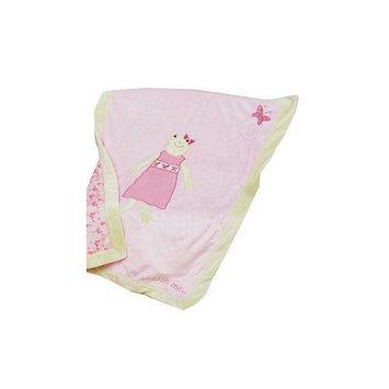 Scene Weaver Pickles Kelly B. Rightsell Designs Baby Blanket - Hattie