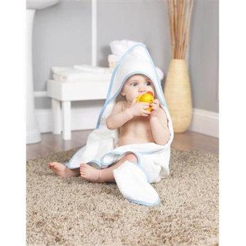 Scene Weaver 82088 Blue Baby Hooded Towel Set