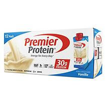 Premier Nutrition, Premier Protein Vanilla 11oz 12/Case
