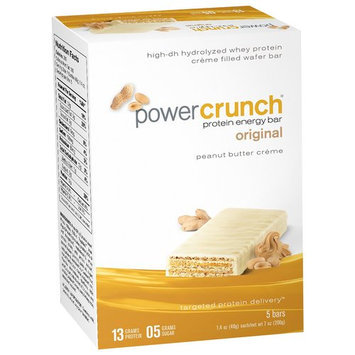 Bio-nutritional Power Crunch Protein Energy Bar - Original - Peanut Butter