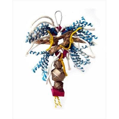 A & E Cage HB46633 Tiki Bird Toy