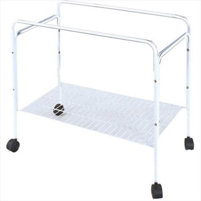 A & E Cage RB120ST White Stand For Rb120