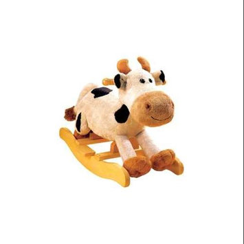 Charm Co. Carlton Cow Rocking Animal with Sound