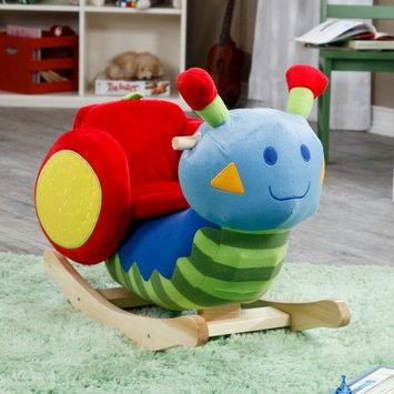 Charm Company Sandy Snail with Sound Rocking Toy