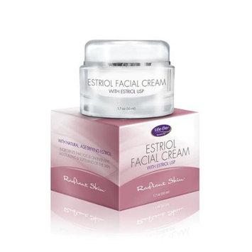 Estriol Facial Cream Vanilla Life Flo Health Products 1.7 oz Lotion