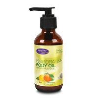 Invigorating Body Oil Life Flo Health Products 4 oz Liquid
