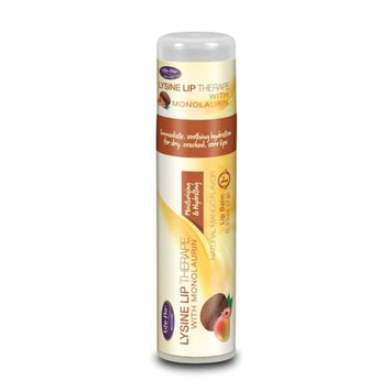 Heritage Store Lysine Lip Therapy Life Flo Health Products .25 oz Salve