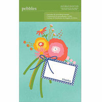 Pebbles Lakeside Journaling Cards, 25pk, 4