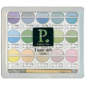 Alvin Pebbles Inc. I Kan'dee Chalk Set - Pastels