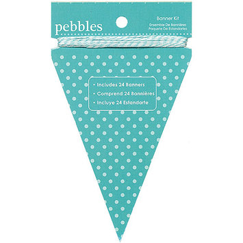 North American Herb & Spice Basics Banner Kit-Triangle Ash