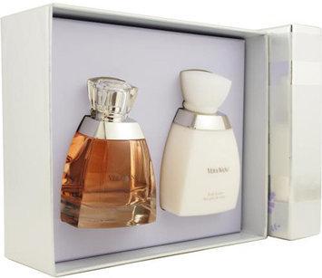Vera Wang 142164 Set Eau De Parfum Spray 3.4 Oz and Body Lotion 6.8 Oz for Women