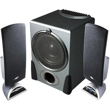 Cyber Acoustics CA-3550RB 2.1 Black Speaker System