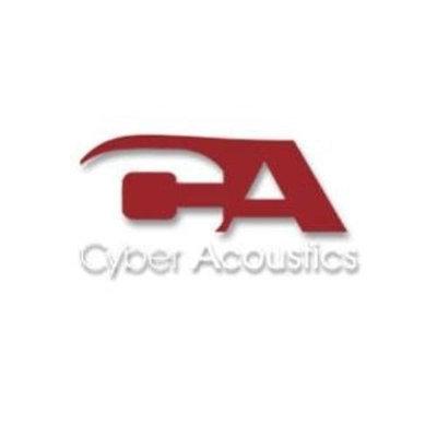Cyber Acoustics Black Earbud with Volume Control Poly-Bag In-Ear Style Gel Ear Plug