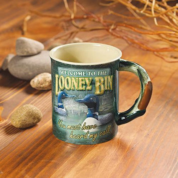 Shopgetorganized Looney Bin Mug