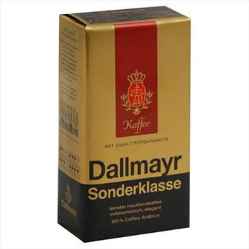 Dallmayr Coffee Ground Soderklasse 8.8 Oz Pack Of 12