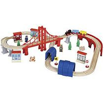 Maxim Enterprise Inc. Maxim Enterprise 60 Piece Train Set (50040-WS)