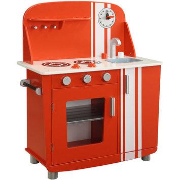 Maxim Enterprise Red Vintage Kitchen