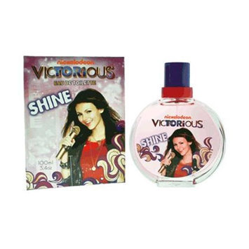 Nickelodeon Victorious Shine 3.4 Oz Edt For Girls - VICS34SPK
