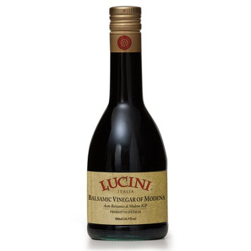 Lucini Italia Vinegar Balsamic Estate S -Pack of 6
