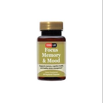 Sedona Labs Focus Memory & Mood - 60 Vegetarian Capsules