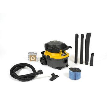WORKSHOP Wet/Dry Vacs 4 Gallon 6.0 Peak HP Detachable Blower Wet/Dry Vacuum