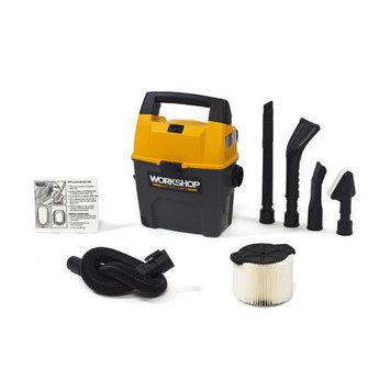 Workshop 3 Gallon 3.5 Peak HP Portable Wet/Dry Vacuum