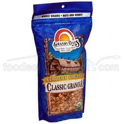 Grandy Oats 100% Organic Wheat Free Sugar Free Classic Granola 25 LB