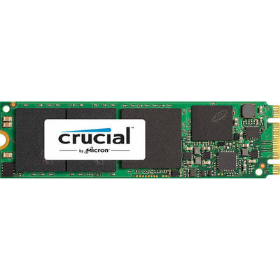 Crucial MX200 CT250MX200SSD4 M.2 Type 2280SS (Single Sided) 250GB SATA 6Gbps (SATA III) Micron 16nm MLC NAND Internal Solid State Drive (SSD)