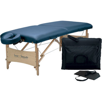Inner Strength Massage Tables Integrity Table Package, Agate Blue