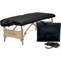 Inner Strength Massage Tables Integrity Table Package, Black