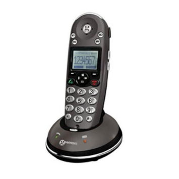 Sonic Bomb GM-AmpliDect350 Dect 6.0 Amplified Cordless